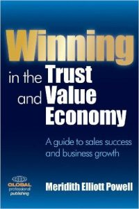 winning in the trust and value economy