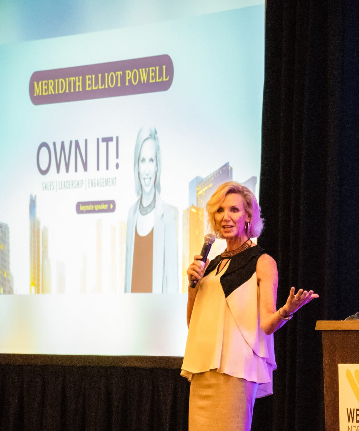 Highly Engaging Keynote Speaker | Own It: Open More Doors – Close More Sales